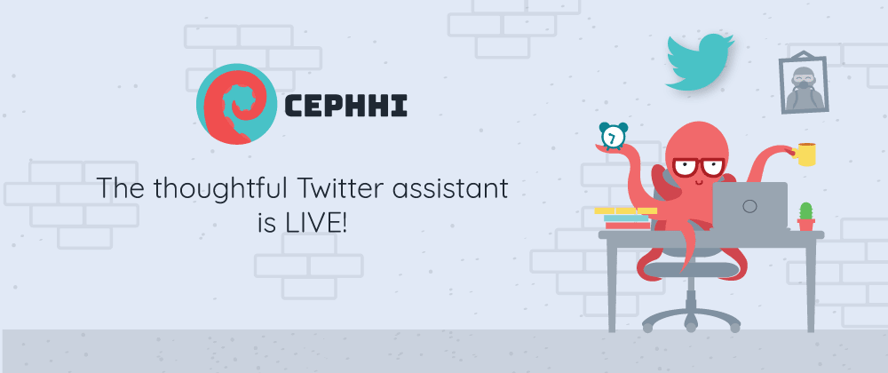 Cover image for My thoughtful twitter assistant is LIVE!
