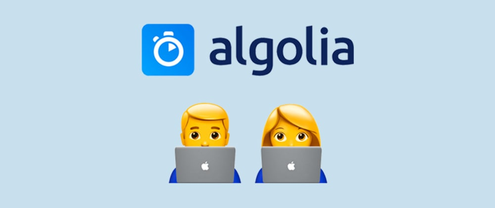 Cover image for Getting Started with Algolia