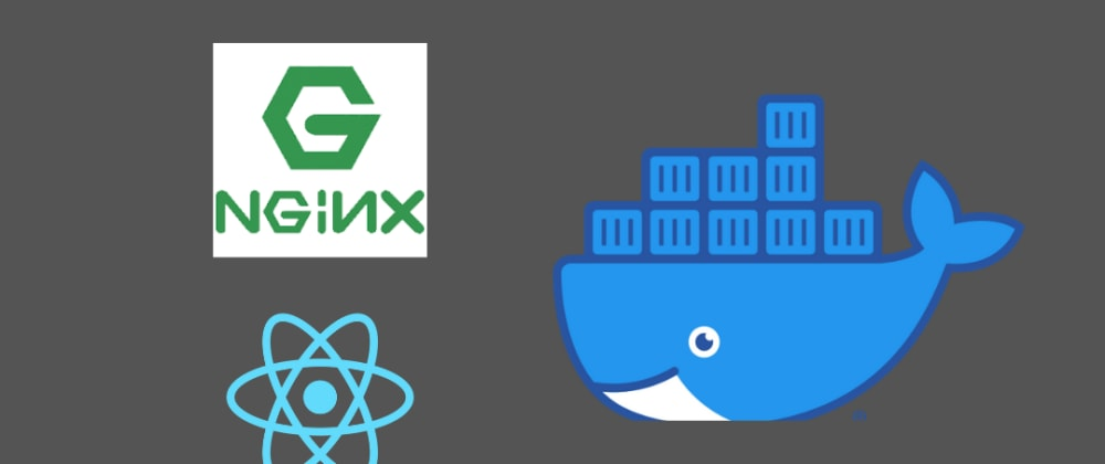 Cover image for Deploy a React application using docker containers