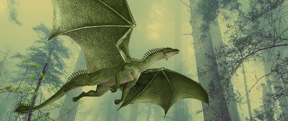 Cover image for Slaying The Dragon: Breaking Into Tech, Finally!
