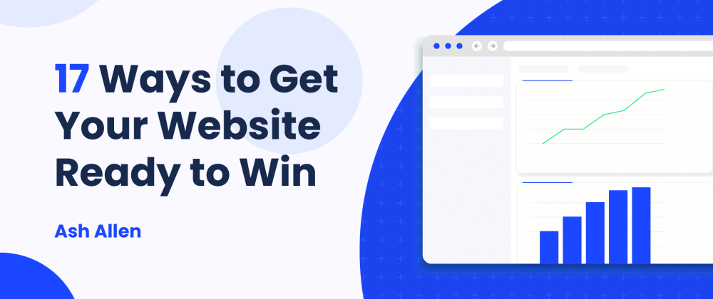 Cover image for 17 Ways to Get Your Website Ready to Win