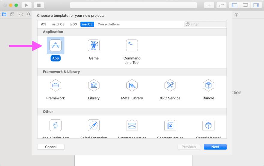 Creating Host App