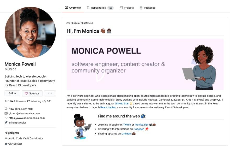 Monica Powell Github