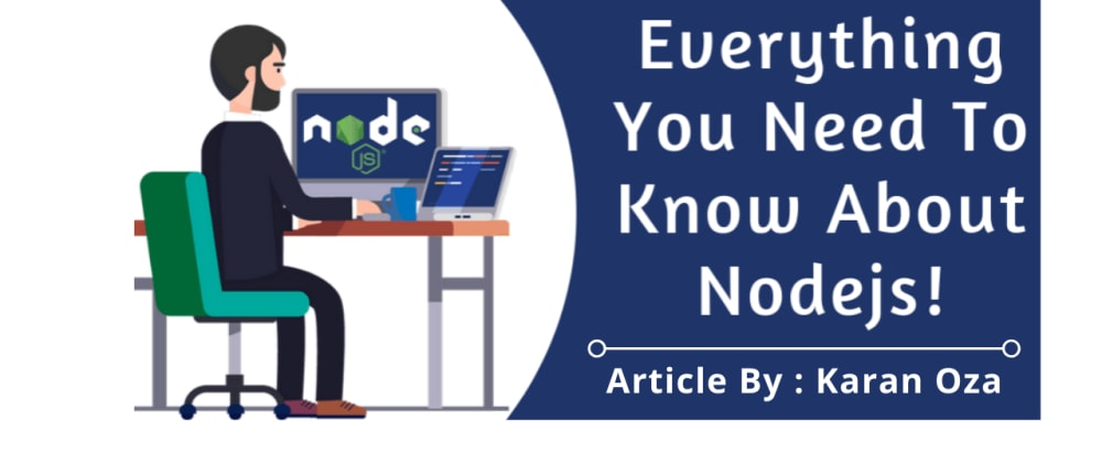 Cover image for It's All About NodeJS
