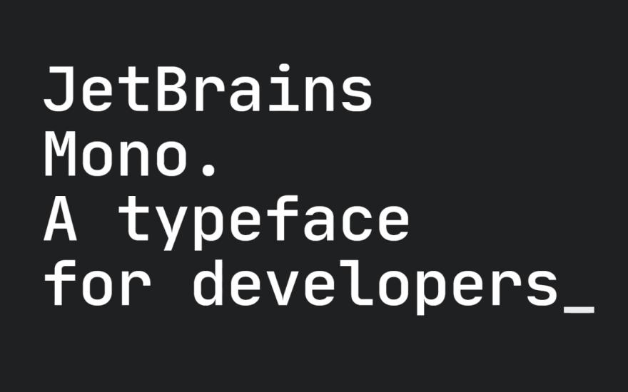 JetBrains Mono Preview