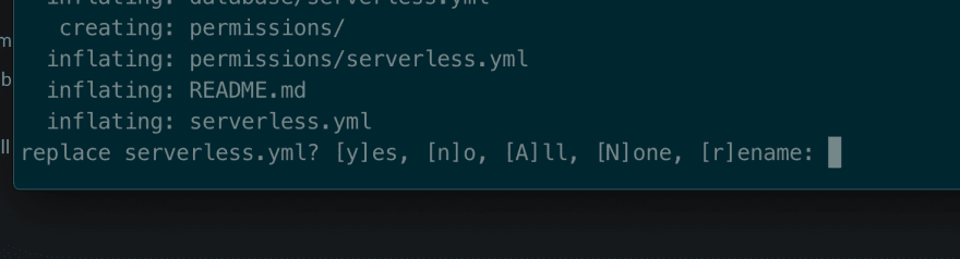 Two files with the same name in the same directory