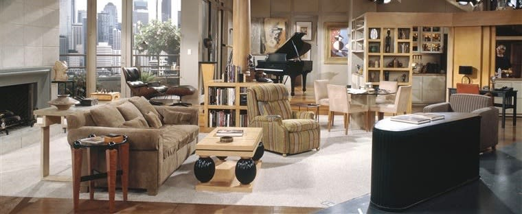 Frasier's apartment
