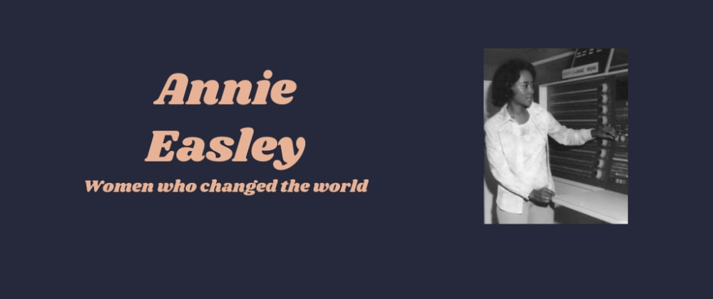 Cover image for Nevertheless, she coded: Annie Easley