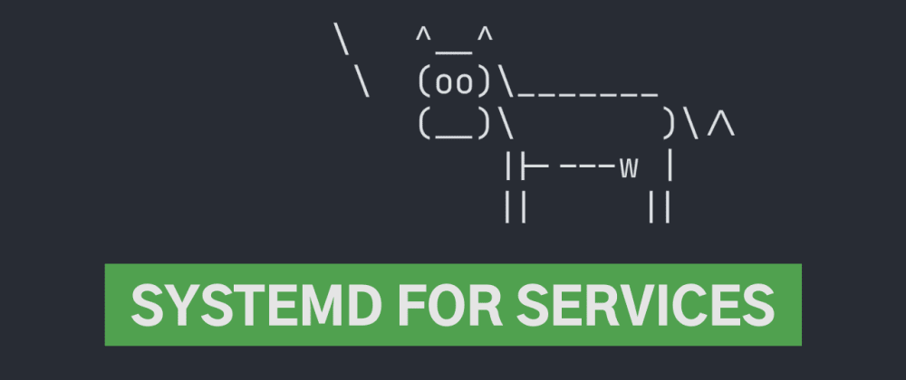 Cover image for Systemd for service management