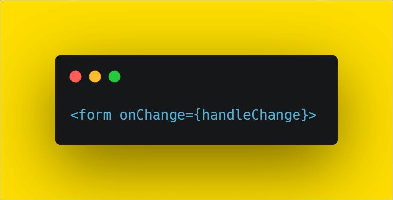 Add handle change