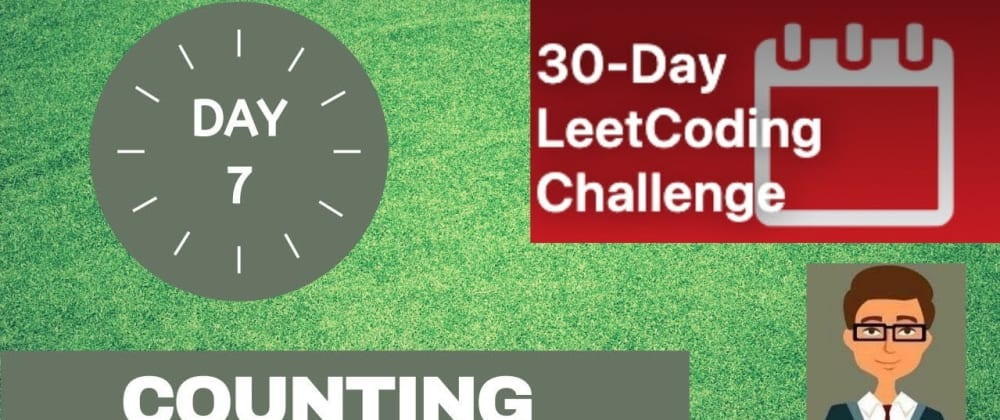 Cover image for 30-Day LeetCoding Challenge: Counting Elements