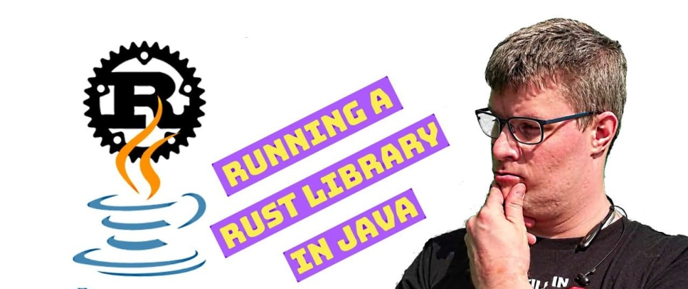 Cover image for Using rust jni to call an external rust library in java