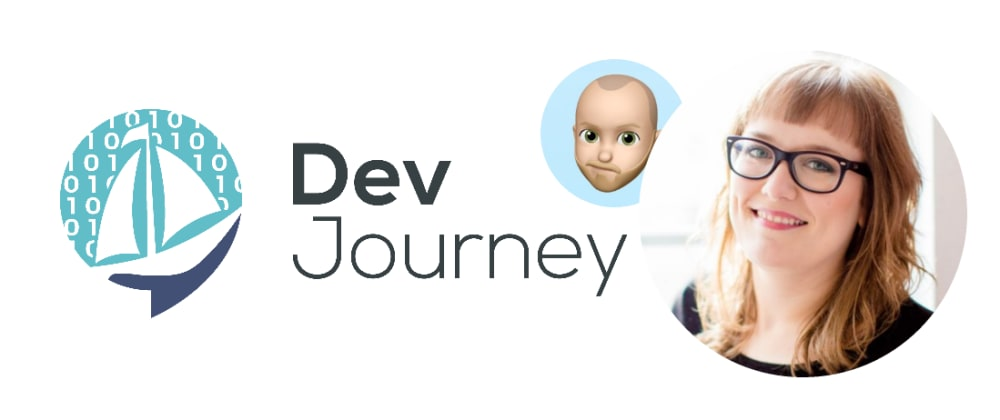 Cover image for Lara Martin went from biologist to Flutter GDE... and other things I learned recording her DevJourney