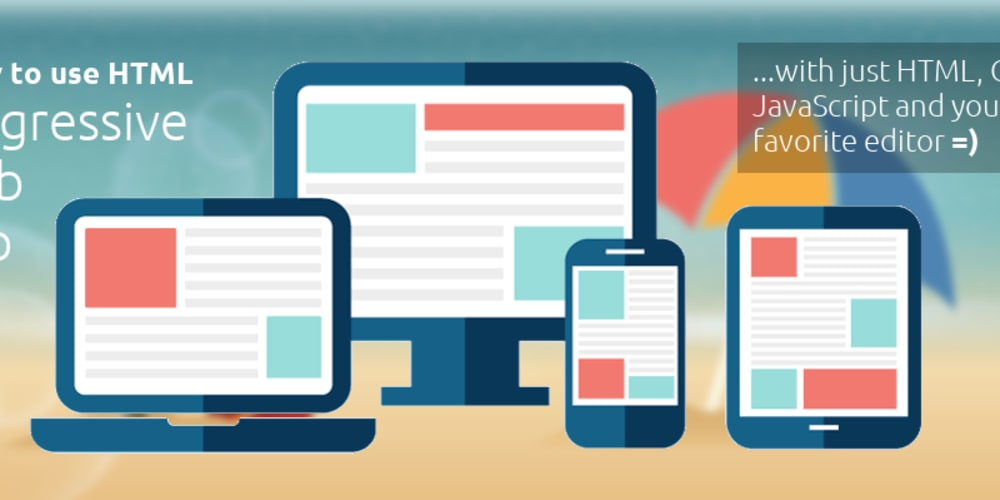Ready to use Progressive Web App template - DEV Community