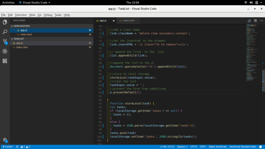 awesome visual studio code extensions dev community