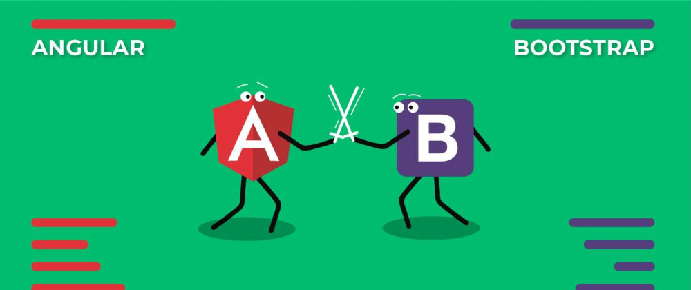 Cover image for Competitive Review of Angular Material and Bootstrap Framework