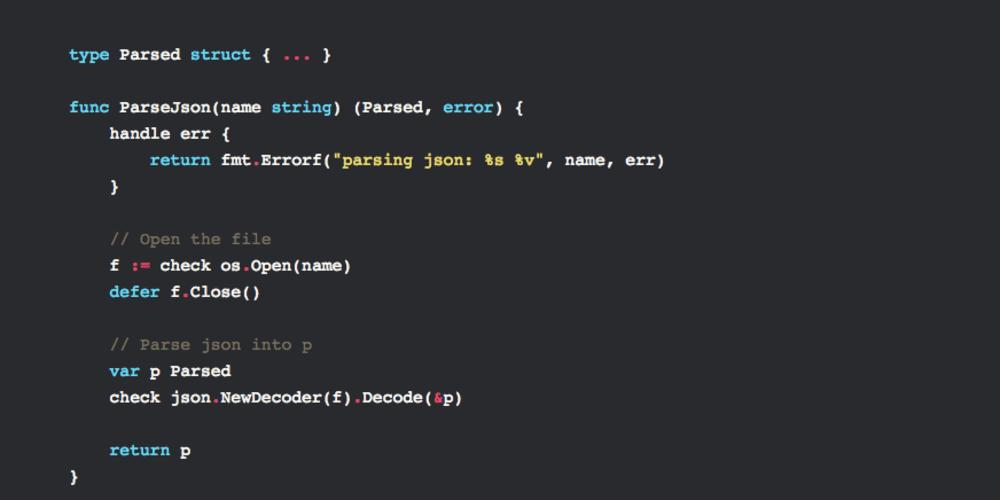 Go 2 Draft: Error Handling - DEV Community 👩 💻👨 💻
