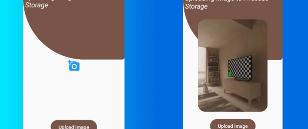 Cover image for Upload Image to Firebase Storage - Flutter (Android & Ios)