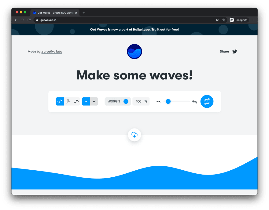 getwaves.io-website