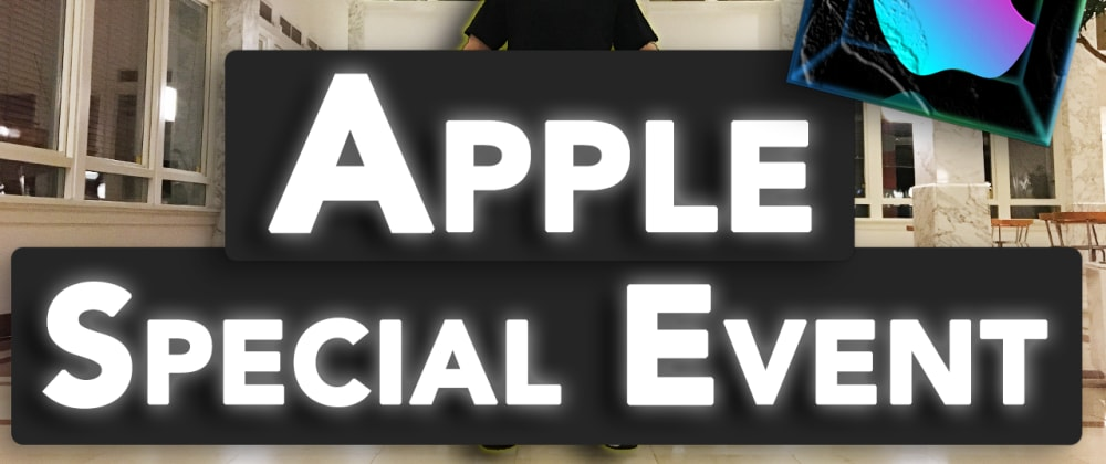 "Cover image for Apple Special Event - Introducing 16"" MacBook Pro (recreation)"