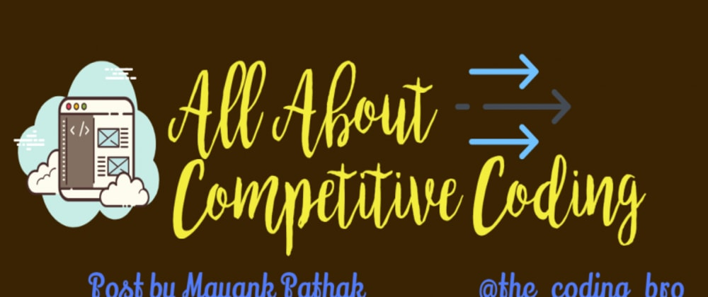 Cover image for All About Competitive Coding