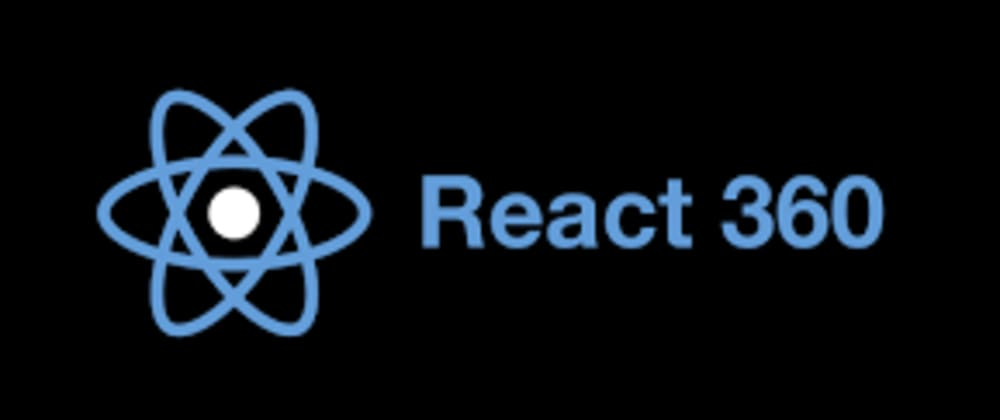 Cover image for Start With React360