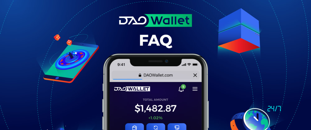Cover image for DAOWallet FAQ