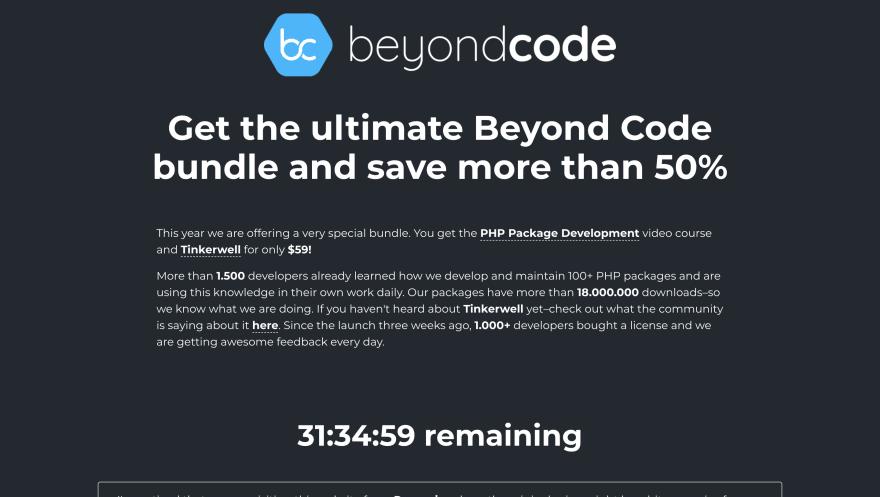 Beyond Code