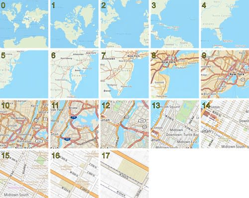 TomTom map 3
