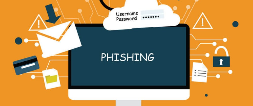 Cover image for Cyber Security Introduction (part 2: Phishing)