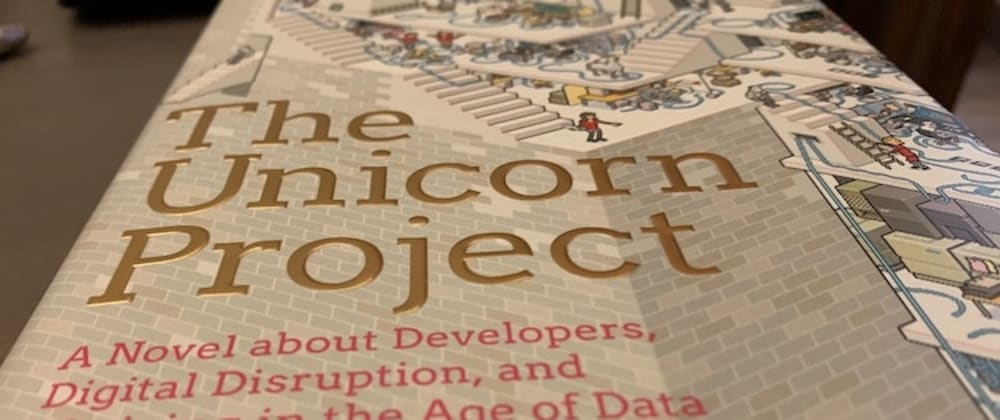Cover image for Book notes: The Unicorn Project