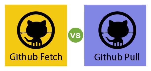 fetch vs pull