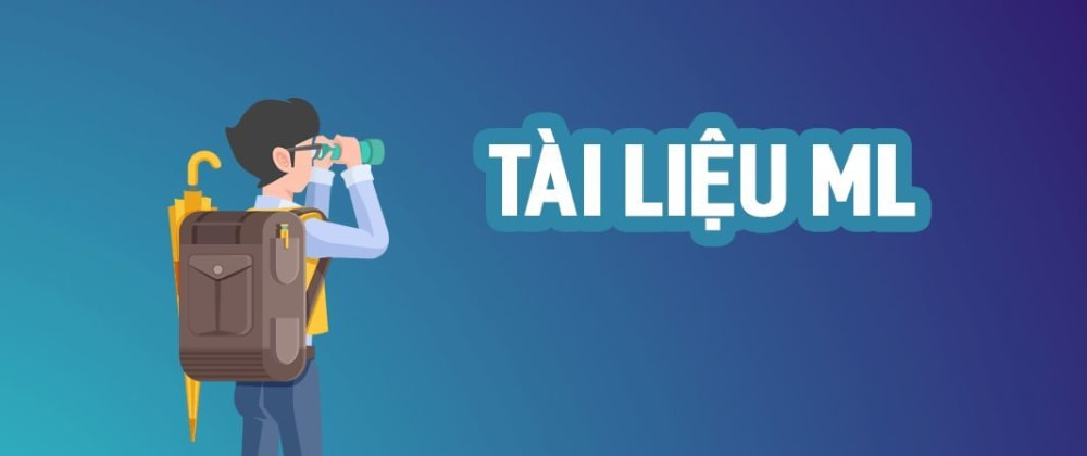 Cover image for Tài liệu machine learning
