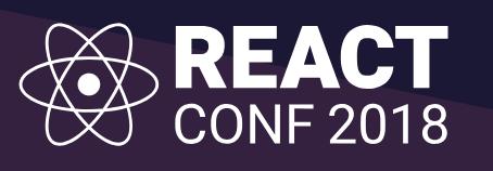 React Conf 2018 Logo