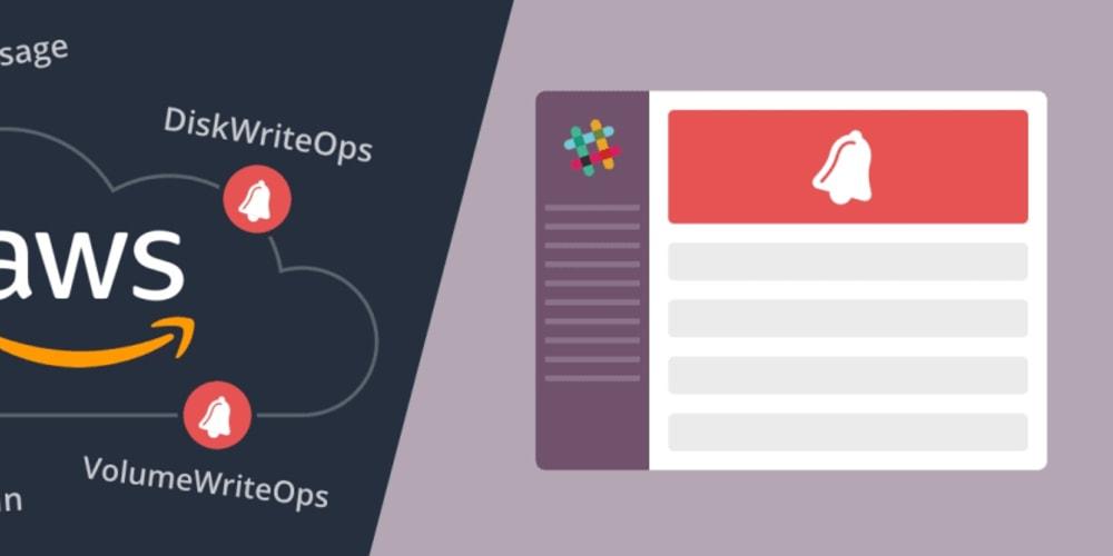 How to send AWS CloudWatch Alarms to Slack - DEV Community 👩 💻👨 💻