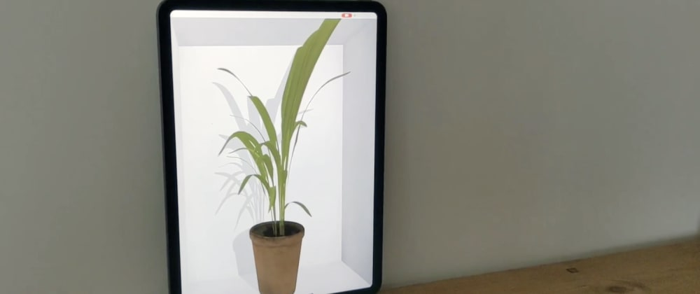 Cover image for Making an interactive digital frame with head-tracking using Three.js and TensorFlow.js
