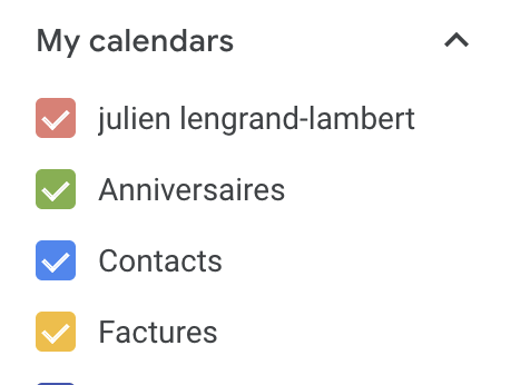 Fetching Google Calendar data without OAuth by using Google Scripts
