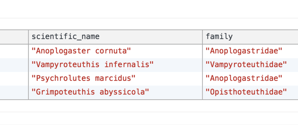 Cover image for How to Inspect a Collection of Objects in Javascript with console.table