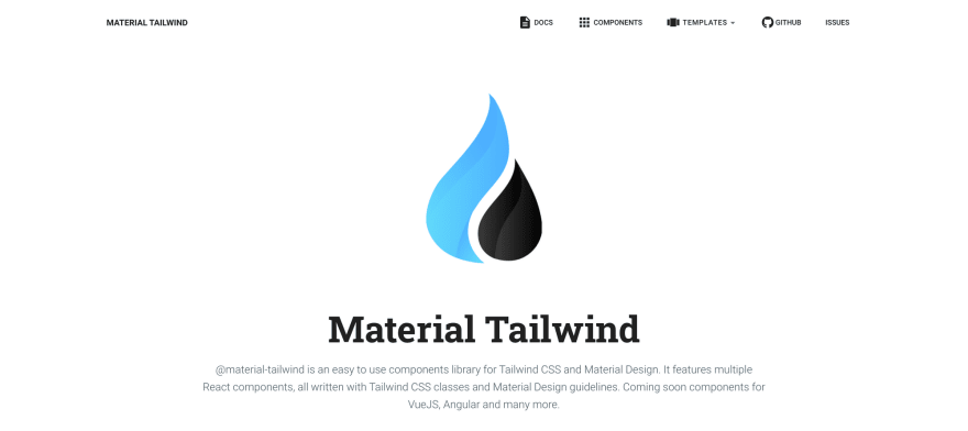 material-tailwind