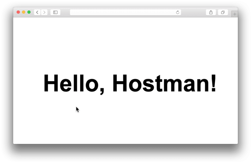 Pullrequest preview Hostman
