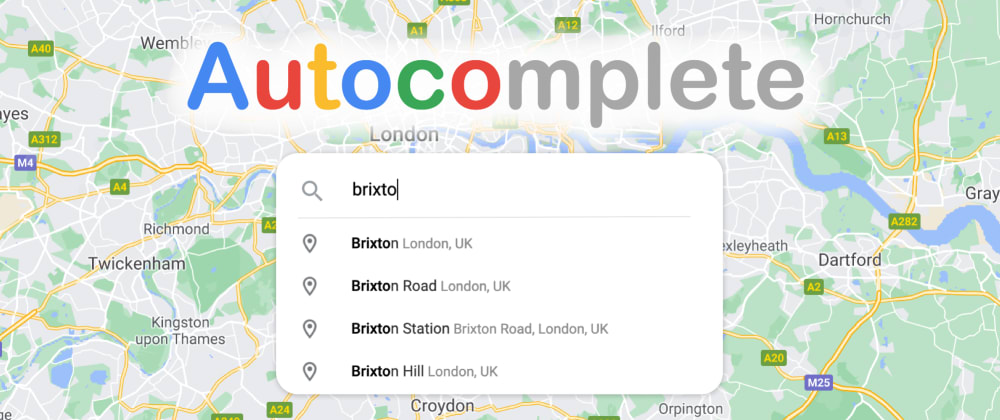 Cover image for Implement and Optimize Autocomplete with Google Places API