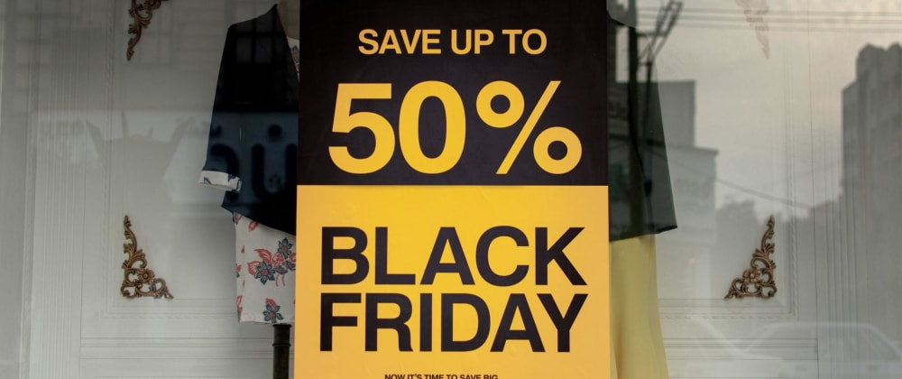 Cover image for 4 weeks until Black Friday - what are you hoping is reduced?