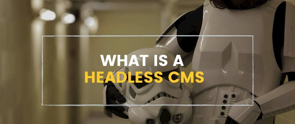 Cover image for What is a Headless CMS