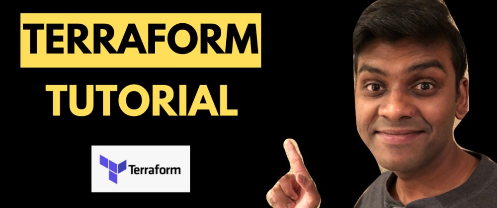 Cover image for Terraform Tutorial For Beginners on AWS | Run A Static Website