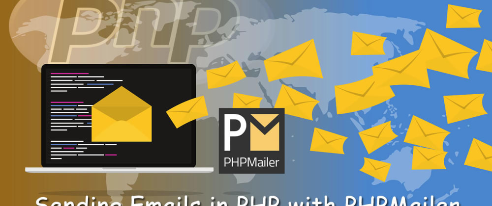 Cover image for Sending Emails in PHP with PHPMailer