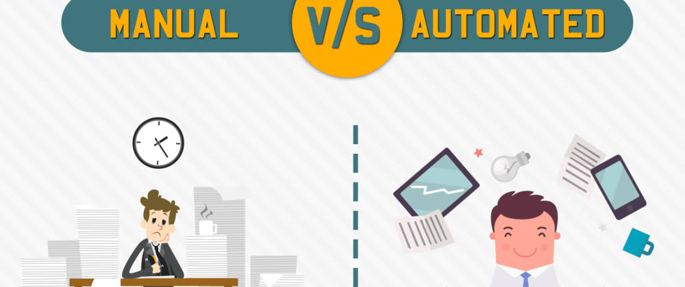 Cover image for Manual Testing versus Automated Testing