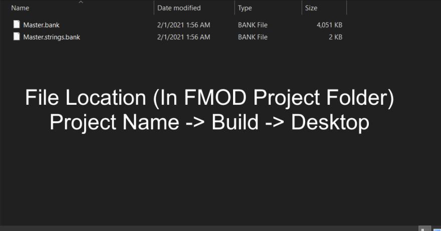 Build Files