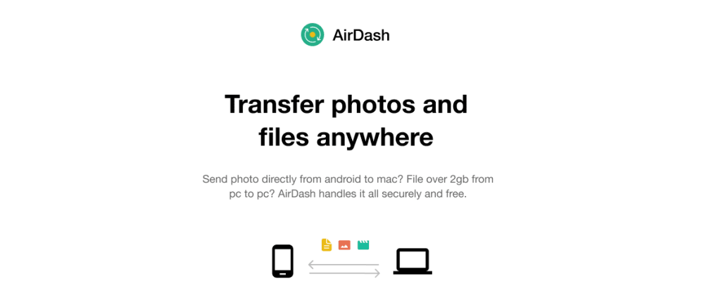 Cover image for Transfer Photos and Files from Android to Mac, iPhone to Android, and more...