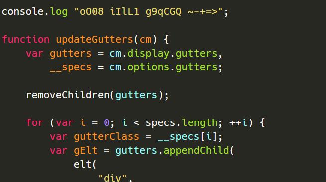 Hack Nerd Font