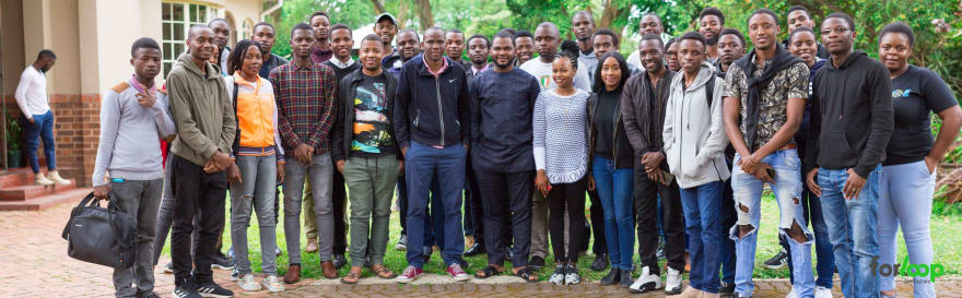forloopZimbabwe Event Attendees